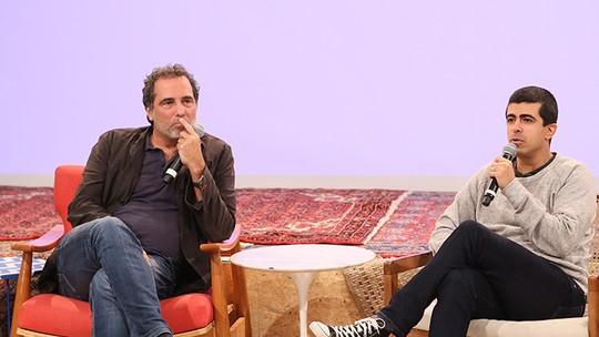 Marcius Melhem comenta piadas polêmicas em bate-papo no 'Globo Lab': 'Não tem tabu'
