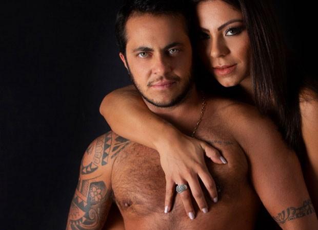 Thammy Miranda e Andressa Ferreira (Foto: Divulgação/leonardosantosfotografia)