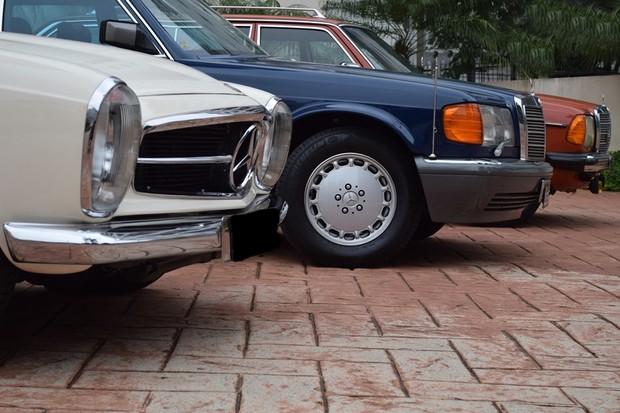 Comércio ilegal de carros na época da ditatura  (Foto: André Schaun/Autoesporte )