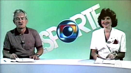 Globo Esporte completa 40 anos com abertura especial