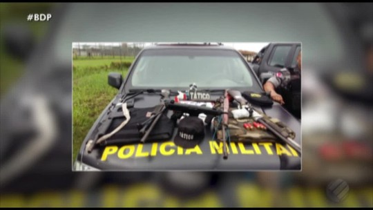 Operação Vulcão destrói mais de 4 mil armas de fogo no Pará