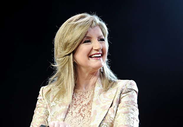 Arianna Huffington, fundadora do Huffington Post (Foto: Getty Images)