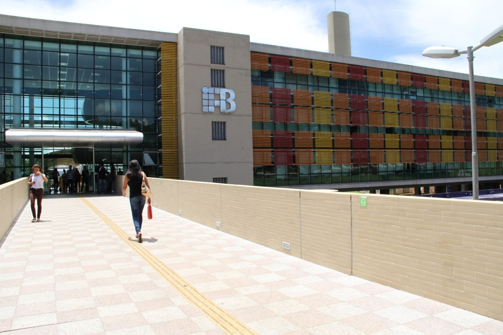 Campus Brasília do Instituto Federal de Brasília — Foto: IFB/Divulgação