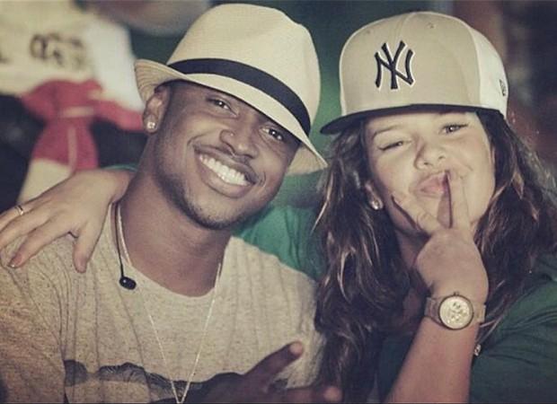 Thiaguinho e Fernanda Souza trocam mensagens e fãs pedem volta do ...