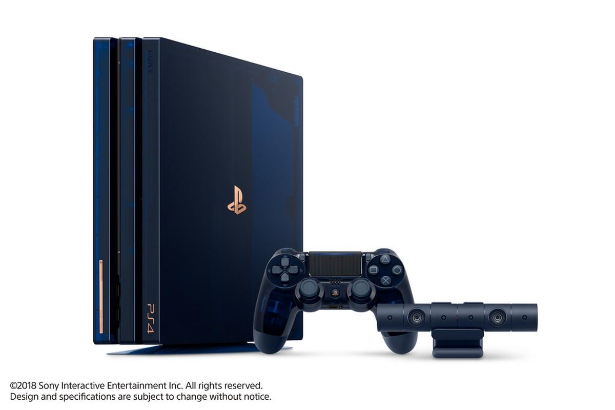 Sony Revela Edicao Limitada Do Ps4 Pro Com Visual Transparente Video Game Techtudo