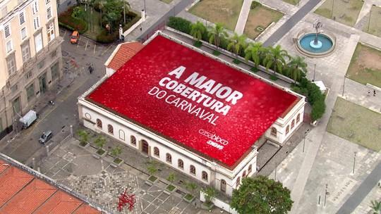 Veja a programação da CasaBloco GloboNews, no Rio