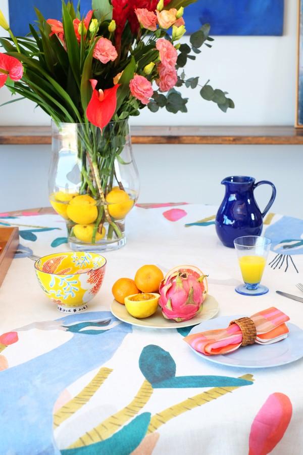 Nova coleção da Wasabi com a Fina Flor Maison (Foto: Divulgação)