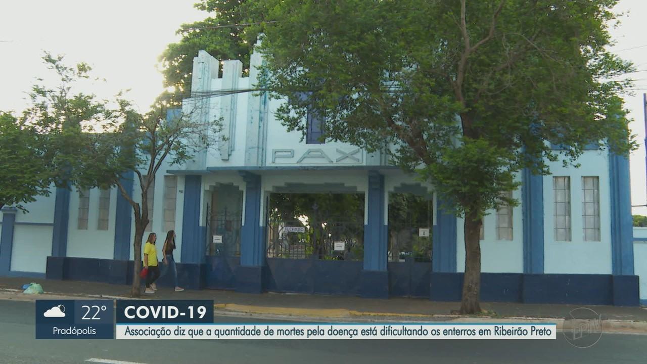 Funerárias querem ampliar horários de enterros em Ribeirão Preto