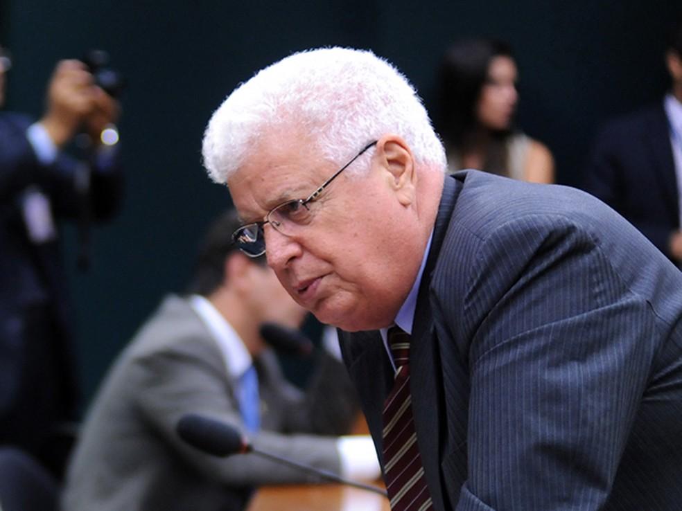 O deputado federal Nelson Meurer (PP-PR) (Foto: Lucio Bernardo Jr. / Câmara dos Deputados)