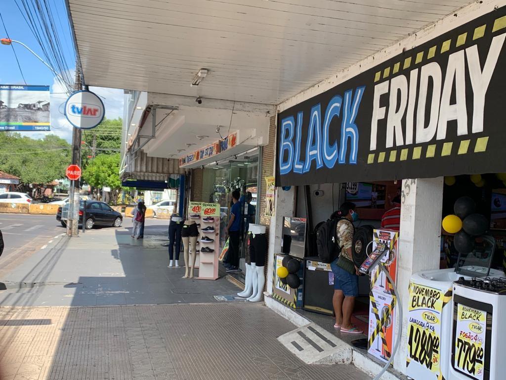 Vendas da Black Friday devem movimentar R$ 6,6 milhões em Roraima, estima Fecomércio