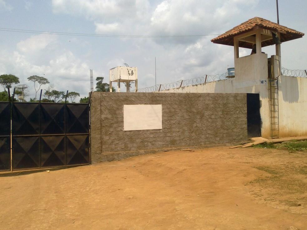 Centro de Recuperação de Altamira — Foto: Glaydson Castro/TV Liberal
