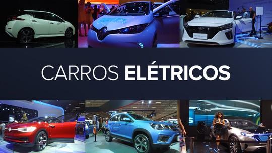 Guia do Salão do Automóvel 2018: elétricos
