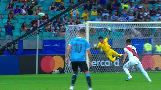 Copa América 2019 tem o menor número de gols nas quartas de final na história