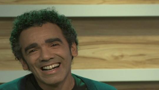 Disco 'Alta fidelidade' é muito astral, afirma o cantor Wilson Simoninha
