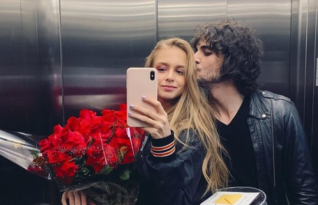 Fiuk e Isabella Scherer Reprodução Instagram
