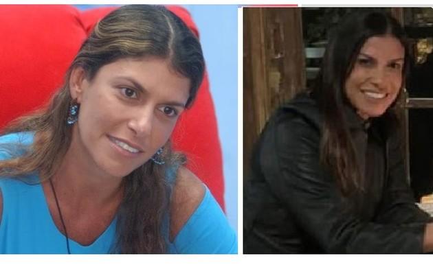 """Andrea Guerrero era a participante mais velha do """"BBB"""" 3, com 38 anos. Atualmente, com 56, é empresária e tem uma marca de cerâmicas (Foto: Reprodução)"""