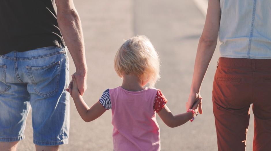 familia, criança, passeio, filhos (Foto: Reprodução/Pexels)