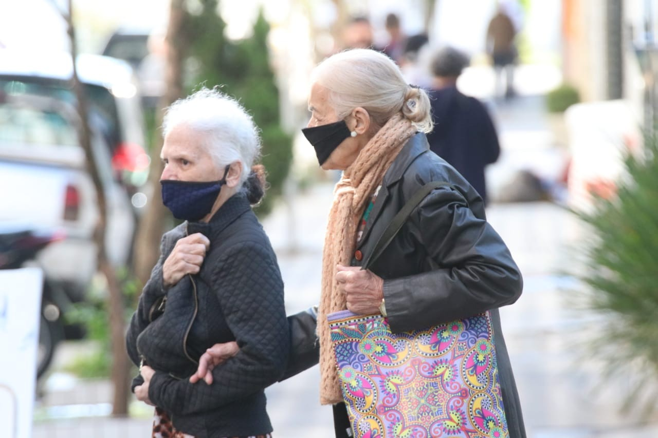 Santos registra madrugada mais fria dos últimos 7 anos e termômetros chegam a 10ºC