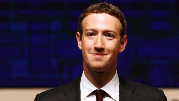 Mark Zuckerberg (Foto: Reuters)