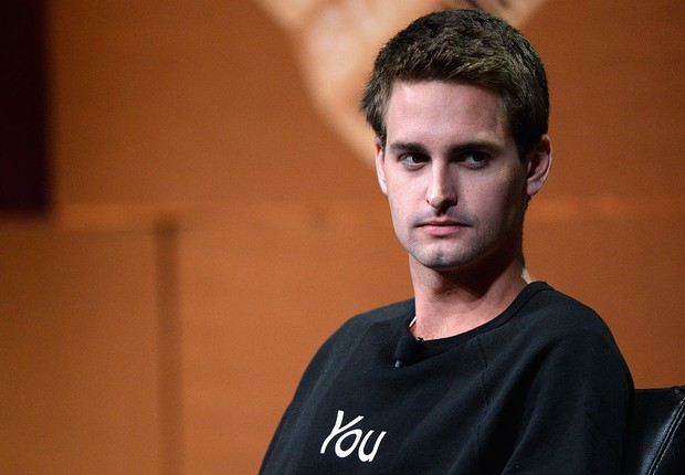 Evan Spiegel, CEO do Snapchat (Foto: Michael Kovac/Getty Images)