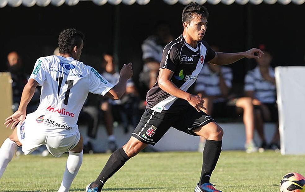 Paraibano passou pelo Vasco em 2013 — Foto: Marcelo Sadio/Vasco.com.br