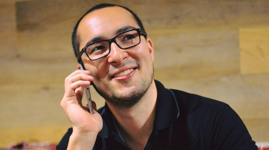 Diego Utiyama, fundador da Spotted Recruit (Foto: Divulgação)