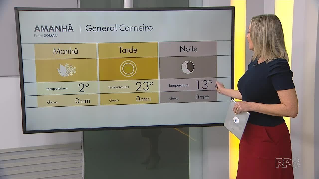 VÍDEOS: Meio-Dia Paraná de sábado, 8 de agosto