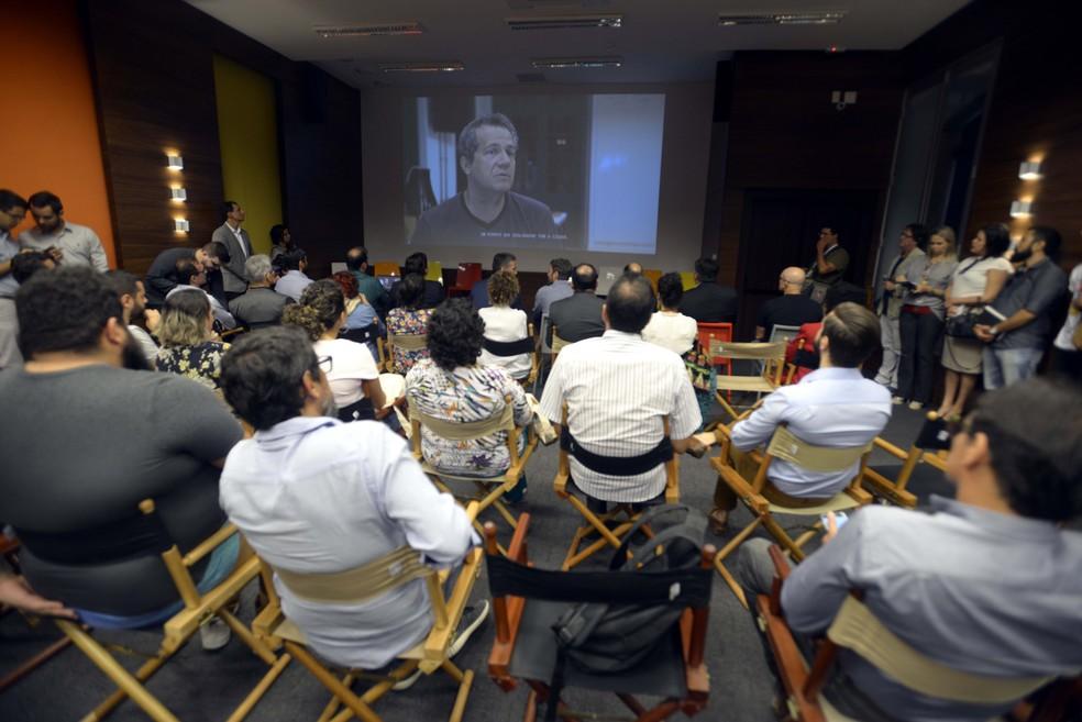 Programação do Rec'n'Play foi apresentada nesta sexta-feira (6) (Foto: Léo Caldas/Divulgação)