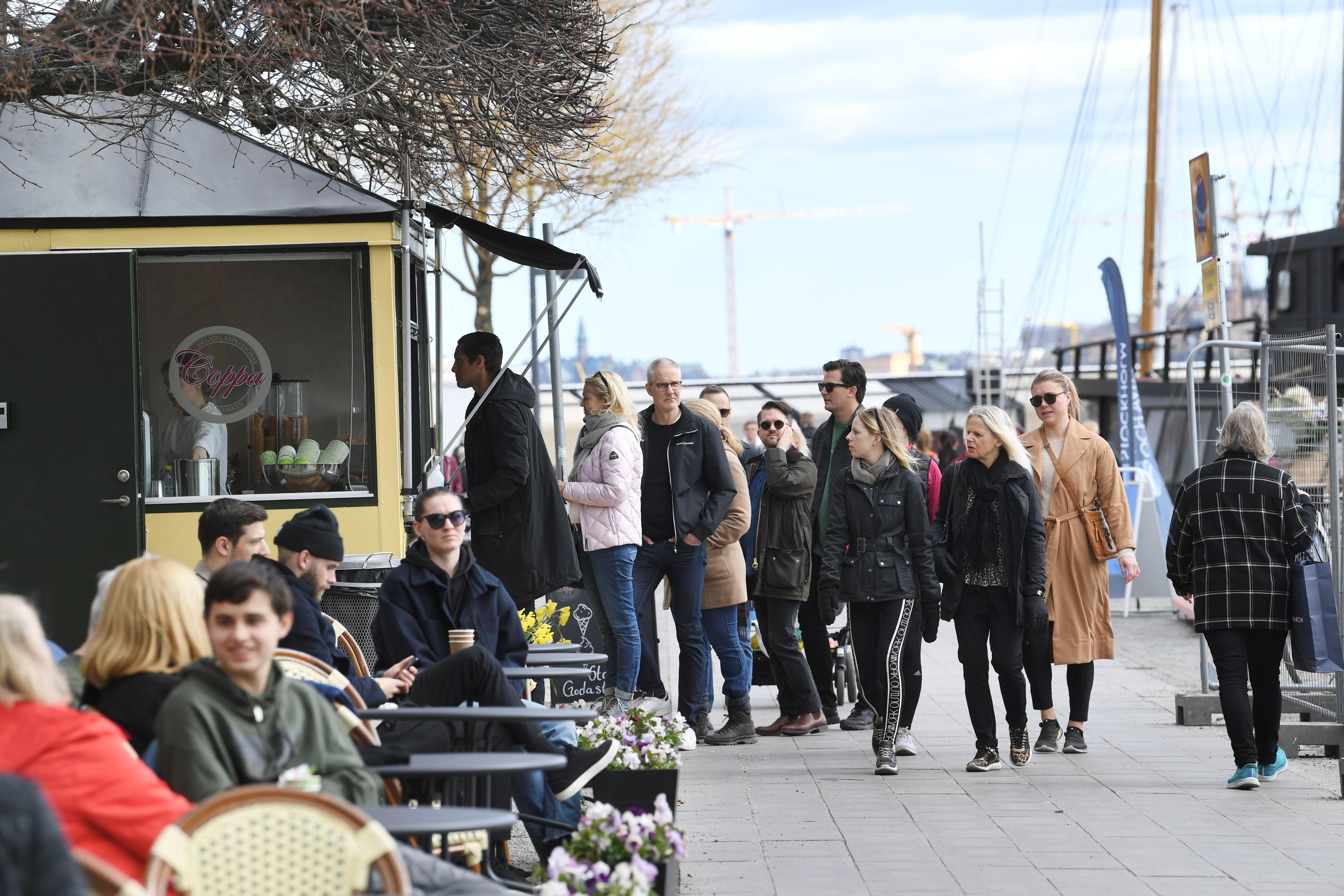 Suécia supera 3.000 mortes por coronavírus