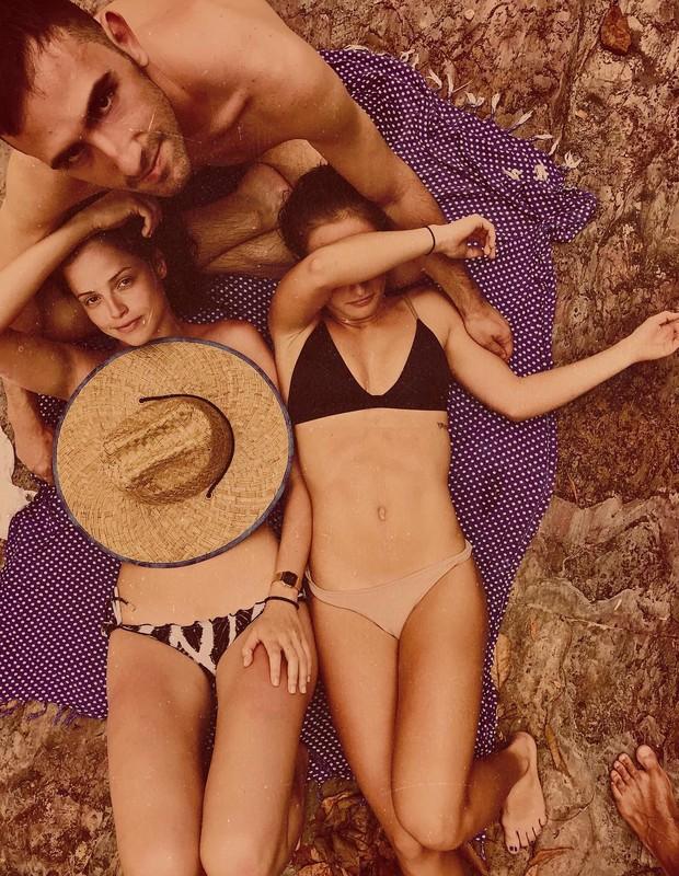 Ágatha Moreira, Bruna Griphao e Pedro Henrique Muller (Foto: Reprodução/Instagram)