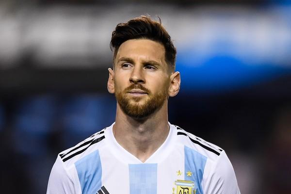 O craque argentino Lionel Messi (Foto: Getty Images)
