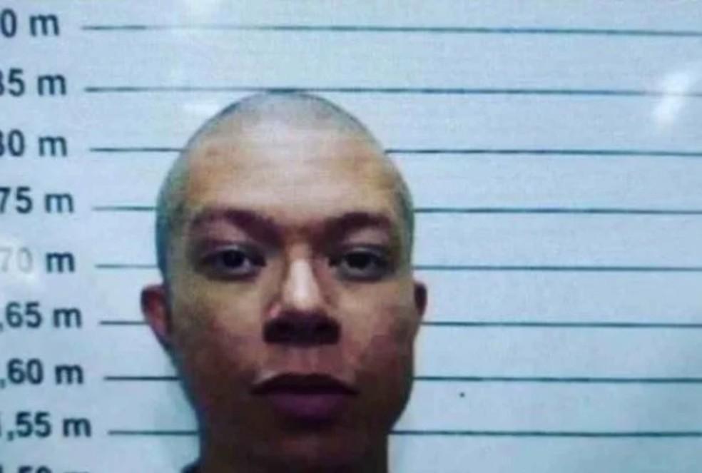 DJ Ivis foi transferido a um presídio da Grande Fortaleza após audiência de custódia. — Foto: Reprodução