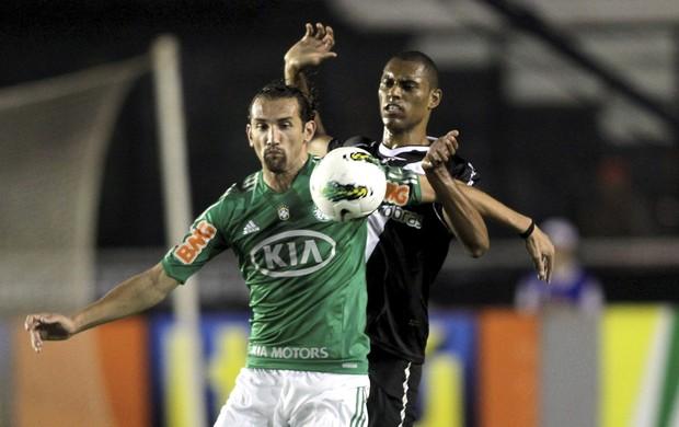 Barcos Palmeiras x Vasco (Foto: Marcelo Theobald / O Globo)