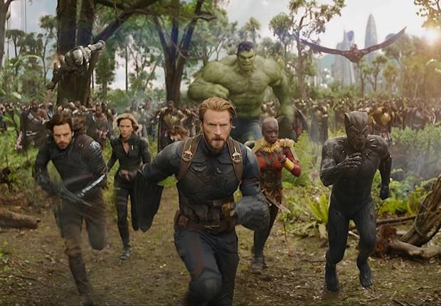 Vingadores: Guerra Infinita teve cenas filmadas no estado da Geórgia (Foto: Divugação)