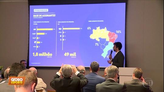 Em São Paulo, dirigentes de clubes se reúnem com diretoria do Grupo Globo