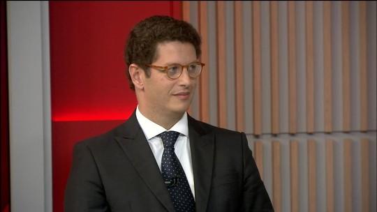Jornal das Dez entrevista o futuro ministro do Meio Ambiente