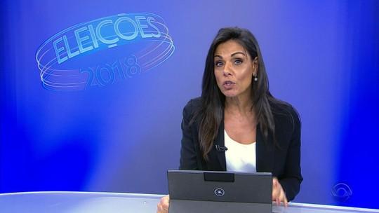 Candidatos ao governo do RS votam no 1º turno das eleições 2018