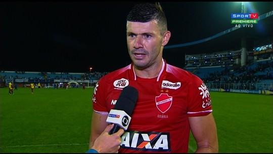 Após derrota, Wesley Matos diz que Vila não pode mais perder pontos em confrontos diretos