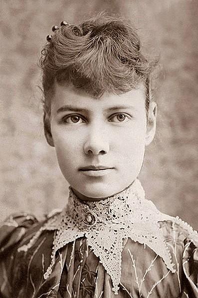 Nellie Bly (Foto: Wikimedia Commons)