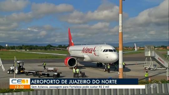 Passagem de Juazeiro do Norte para Fortaleza pode custar até R$2mil