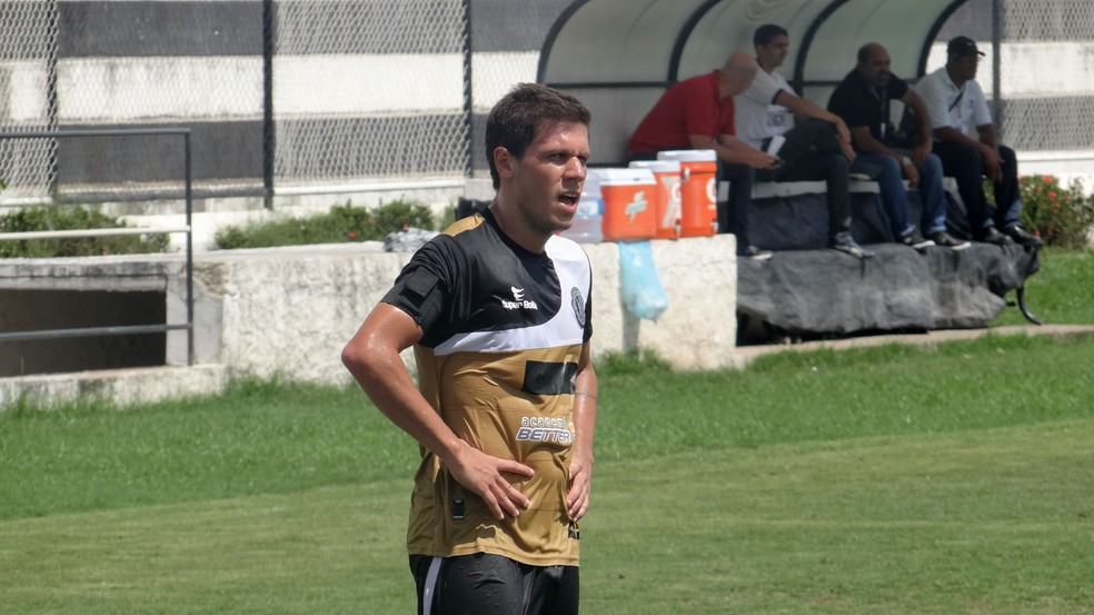 Danilo Galvão tem passagem pelo ASA-AL (Foto: Leonardo Freire/GloboEsporte.com)