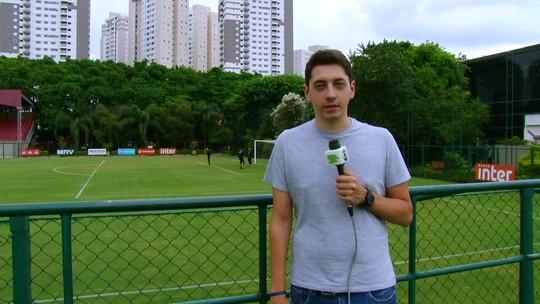 Jardine sinaliza time titular do São Paulo para estreia com Nenê; Hernanes treina internamente