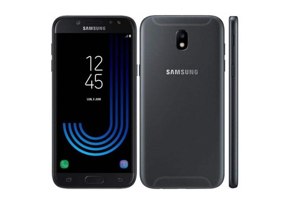 Tela Always On, Samsung Pay e Dual Messenger fazem do Pro um J7 muito mais equipado (Foto: Divulgação/Samsung)