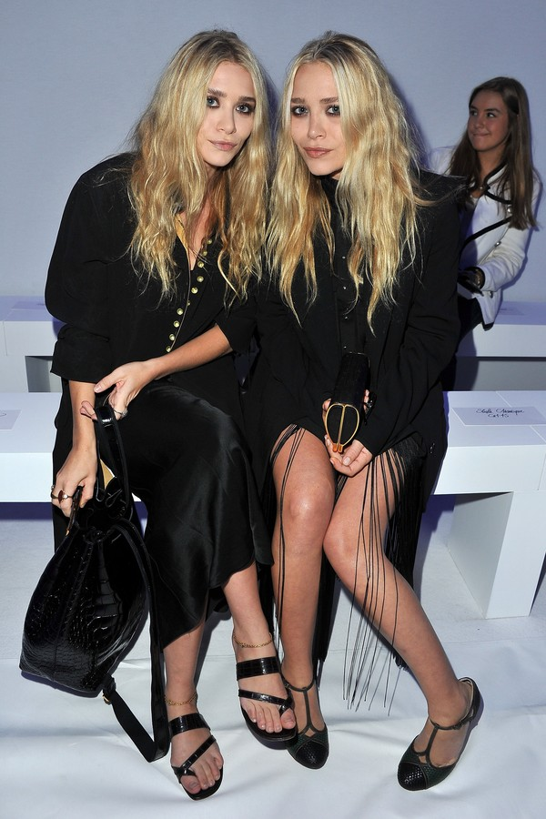 Ashley e Mary-Kate Olsen (Foto: Getty Images)
