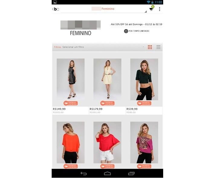 8356ac102c38 Seis aplicativos para ajudar a escolher roupa e ficar na moda   Listas    TechTudo