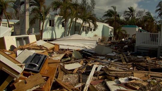 Moradores das ilhas atingidas pelo Irma contam como sobreviveram