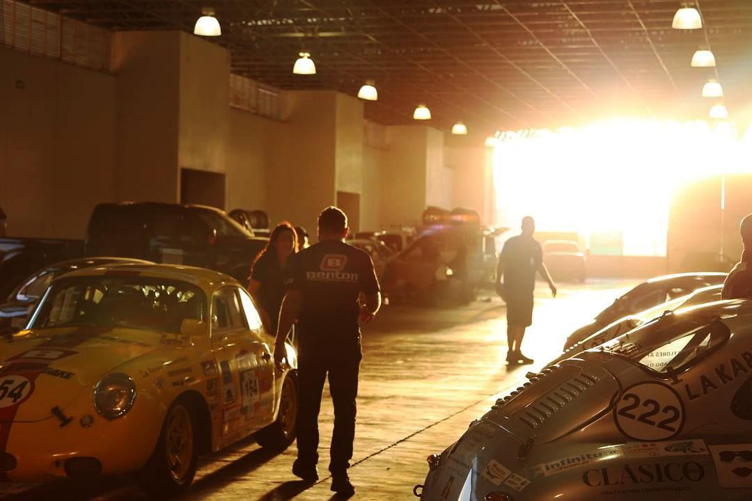 Porsche Garage La Carrera Panamericana A (Foto: Divulgação/Benton Motorsport)