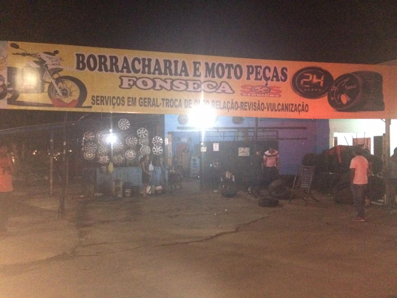 Funcionário de borracharia é baleado na região sul de Palmas - Radio Evangelho Gospel