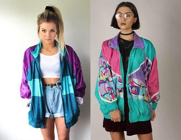 Os modelos à la anos 1990 são outro destaque da estação (Foto: Pinterest)