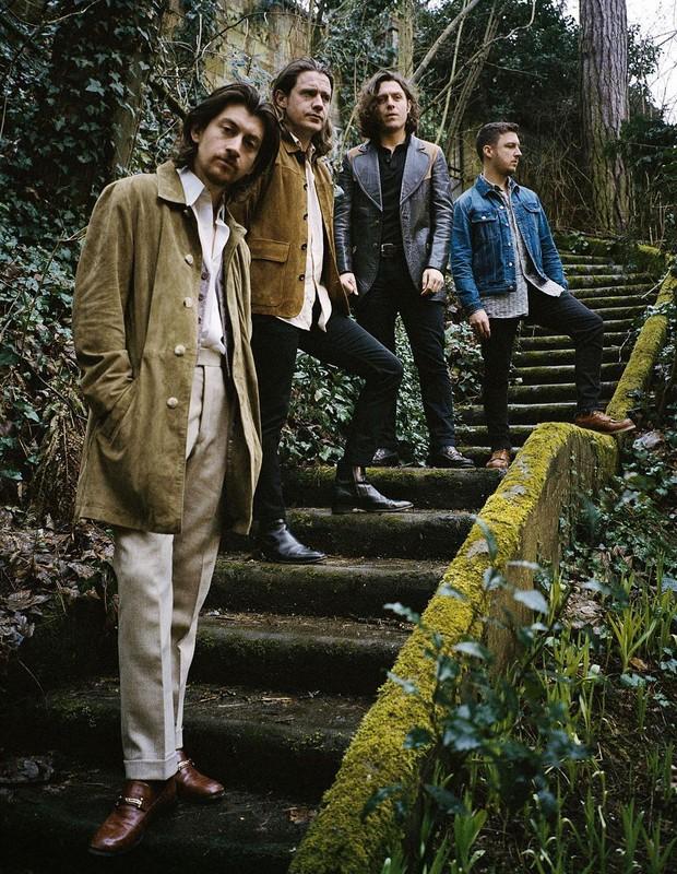 Arctic Monkeys (Foto: Reprodução)